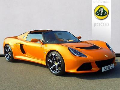 2015 Lotus Exige S RACE AND PREMIUM SPORT Manual Coupe