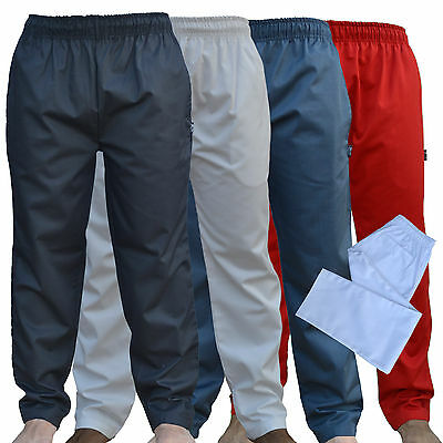 Chef Trouser Pant Different Colour Price Cheaper Black Navy for Kitchen Catering