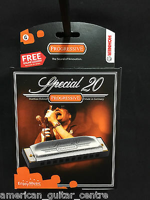 Hohner Special 20 Major Diatonic In G