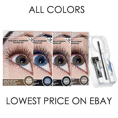 Refectocil Eyelash & Eyebrow Tint Kit - All Colors Available