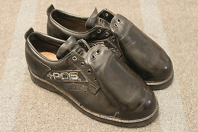+POS Home Plate Foot Toe Guard Baseball Umpire Shoes Cleats size 10 Made in USA