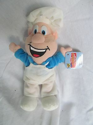 BREAKFAST BABIES-GENERAL MILLS Wendell the Baker   with tags