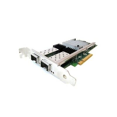 Carte Réseau Intel 10 Gigabit AF DA Dual Port SFP+ E10G42AFDA PCIe Low Profile