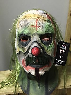 Licensed Rob Zombie's 31- Psycho Head Mask  **In Stock**