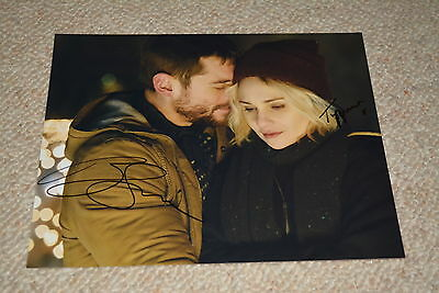BRIAN J. SMITH & TUPPENCE MIDDLETON  signed Autogramm 20x25 cm In Person SENSE8