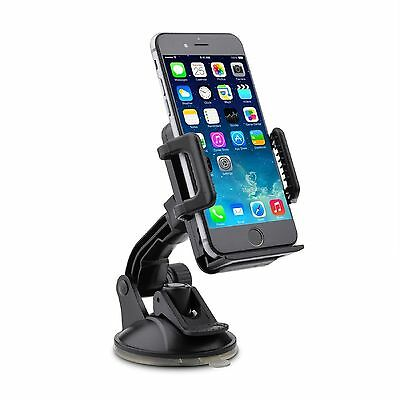 360° Universal Windshield In Car Mount Holder For Samsung Galaxy S7 Edge S7