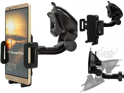 Universal Windshield In Car Mount Holder Cradle For Huawei P9 Plus P9 P8 Mate S