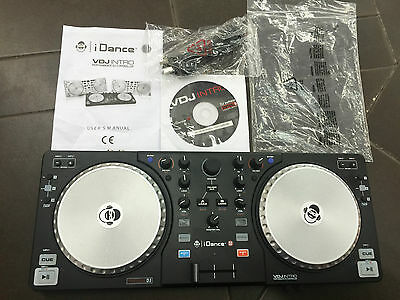 VDJ INTRO performance idance dj controller NEW + CD + CABLE