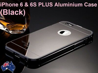 Luxury Mirror Aluminum Metal Ultra-thin Case Cover for Apple iPhone 6  / 6s PLUS