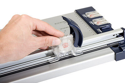 A4 Precision Photo Rotary Paper Cutter Trimmer Guillotines with 3 Blades