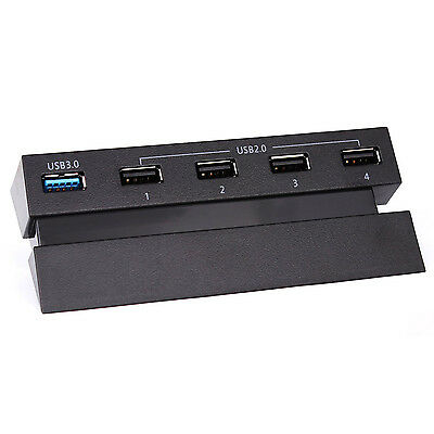 5 Port USB HUB for PlayStation 4 Pour/PARA PS4