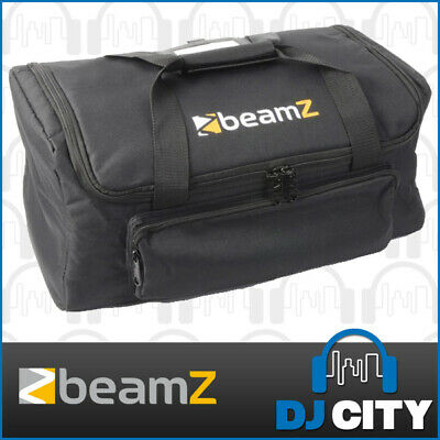 Beamz AC-420 Lighting Effect Carry Bag DJ Equipment 2 Compartment Soft Case