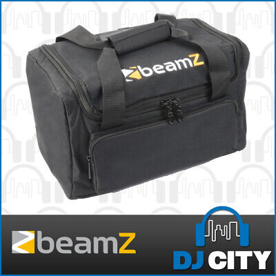 Beamz AC-126 Lighting Effect Carry Bag DJ Equipment 2 Compartment Soft Case