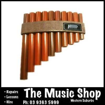 Powerbeat FP10 Pan Flute 10 Notes - NEW