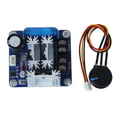 DC6V-90V 15A Pulse Width PWM DC Motor Speed Controller Switch LW