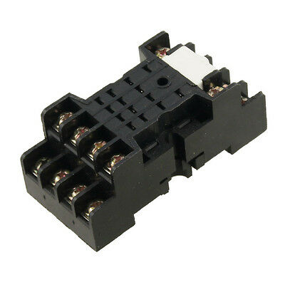 PYF14A DIN Rail Power Relay Socket Base 14 Pin for MY4NJ HH54P MY4 LW