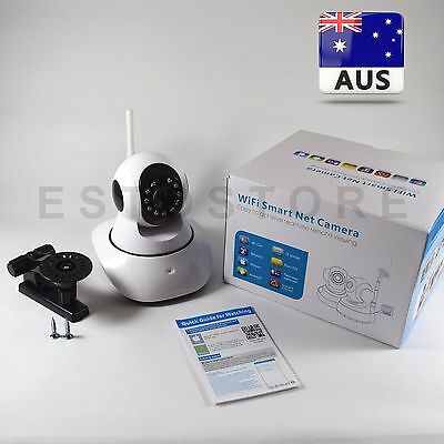 Video Baby Monitor, Best Wireless Wifi Camera for Iphone, Samsug Galaxy * NEW *