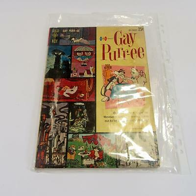 Gold Key - Gay Purr-ee - 80 Pages - Paperback - Published 1963