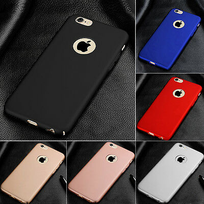 Ultra Thin Hard Back Case Cover for New Apple iPhone 7 6 6S Plus