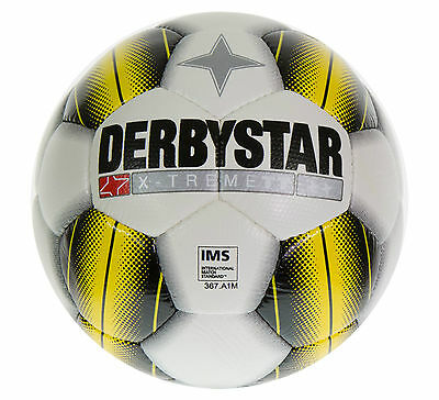 Derbystar X-Treme TT Fußball Gr.5 TrainingBall International Matchball Standard Fußball