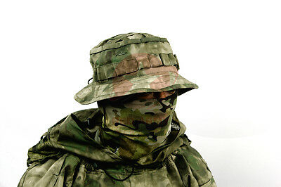 """Boonie hat """"Scout"""" (A-TACS FG) Russian SAS style"""