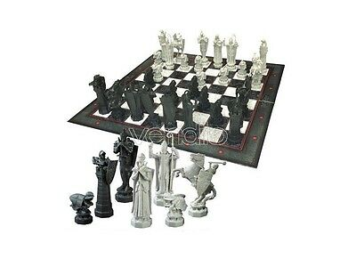 Scacchiera La pietra filosofale Harry Potter Scacchi Chess Noble Collection