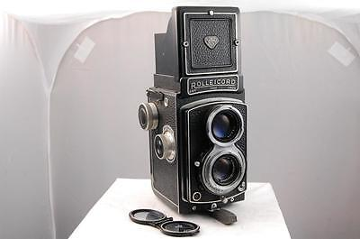 Rolleicord III K3B TLR camera No 1330926,  Xenar 3.5/75mm, beautiful condition