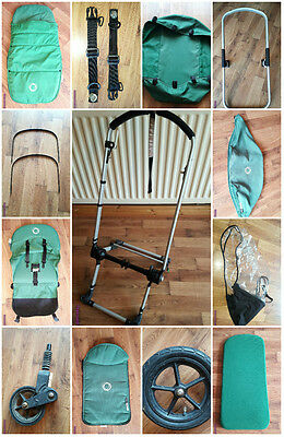 Bugaboo Gecko Pushchair Spare Parts and Accessories **FREE POSTAGE**
