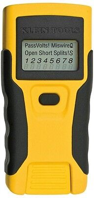 Klein Tools VDV LAN Scout Jr. Data Cable Tester, Shield Cable Tracing RJ45