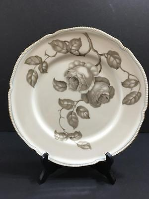 "Castleton China USA Gloria 10-5/8"" Dinner Plate"