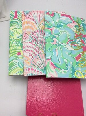 NWT Lilly Pulitzer Travel Journal Set NB6