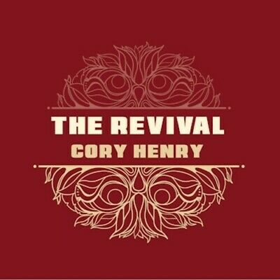 Cory Henry - Revival [New CD] With DVD