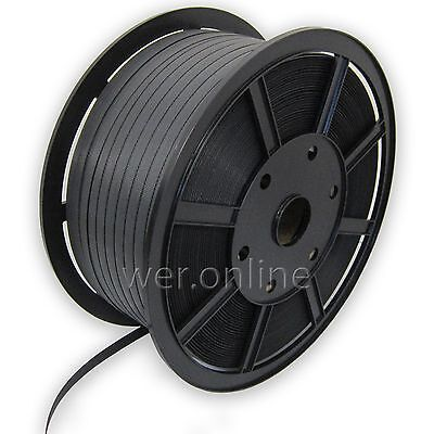 12mm x 1000m Heavy Duty Hand Pallet Strapping Banding Coil Packaging Packing