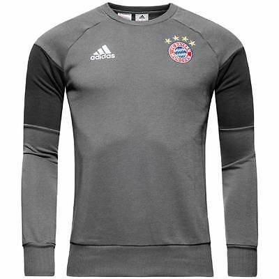 adidas Bayern Munich Training Sweat Top 2016/17 - Mens