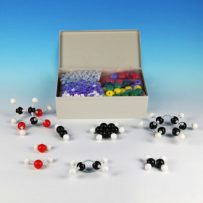 267pcs Molecular Model Set Links Kit - General And Organic Chemistry Scientific