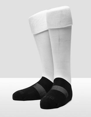 Canterbury Plain Playing Sock White