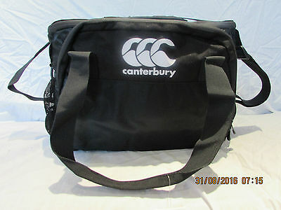 Canterbury Rugby Team Trainers Medical Medics Bag Rrp £45