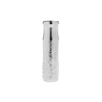 SCNDRL 18650 Mech Mod Stainless Steel Silver Polished Vaping Cloud Chasing RDA R