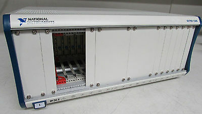 National Instruments PXI-1045 18-slot 3U PXI CompactPCI Chassis Mainframe Rack