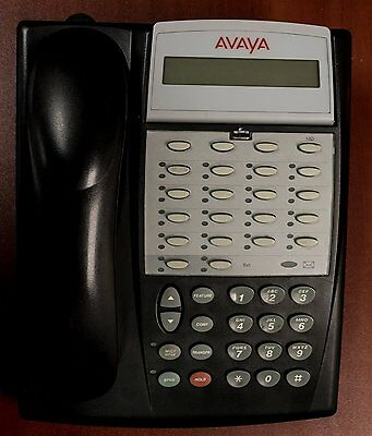 Avaya Partner 18D Phone (Series 2) Black,700420011