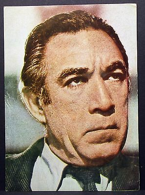 Anthony Quinn (Lot G-5427