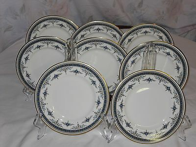 Minton Grasmere Eight Salad Plates