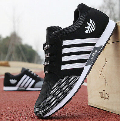 New Men 's Outdoor sports shoes Fashion Breathable Casual Sneakers running·Shoes