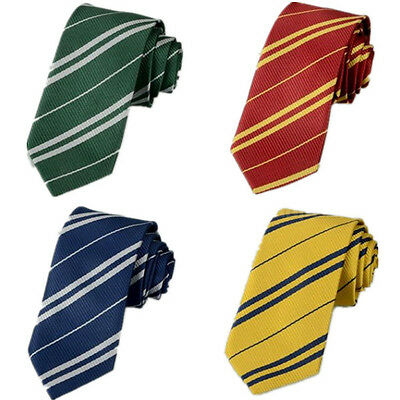 Cosplay Harry Potter Gryffindor/Hufflepuff/ Tie /Costume Accessory AU Stock New