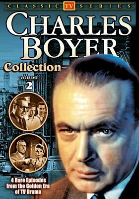 Charles Boyer Collection: Volume 2 NEW DVD