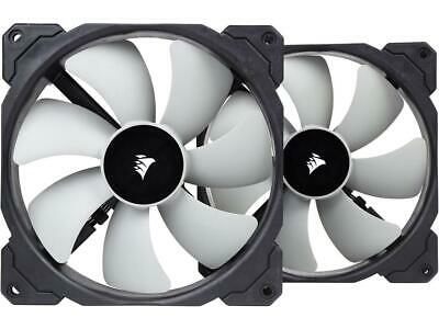 Corsair ML140 CO-9050044-WW 140mm 140mm Premium Magnetic Levitation PWM Fan (2-P