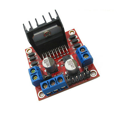 DC Motor Drive Board Module Part Repair For Raspberry Pi Arduino Motherboard