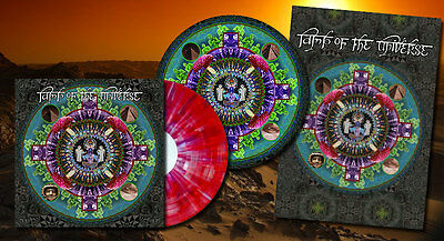 """LAMP OF THE UNIVERSE """"hidden knowledge"""" LP *DIE HARD edition* 100 copies"""