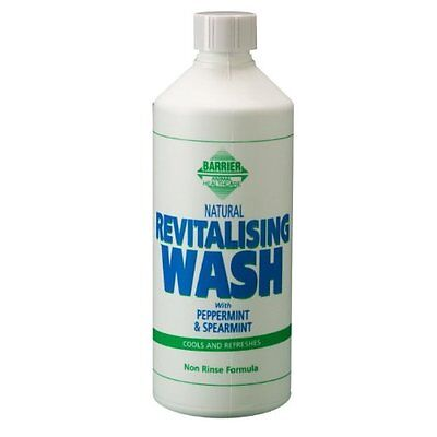 Barrier Revitalising Wash. Cools & Removes Sweat 5 Litre spearmint & peppermint
