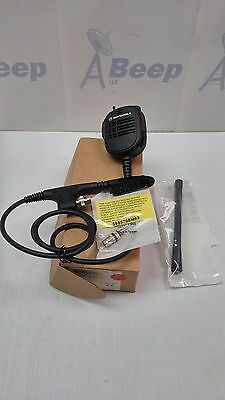Motorola AAHMN9057 VHF Public Safety Speaker Microphone - BRAND NEW IN BOX!!